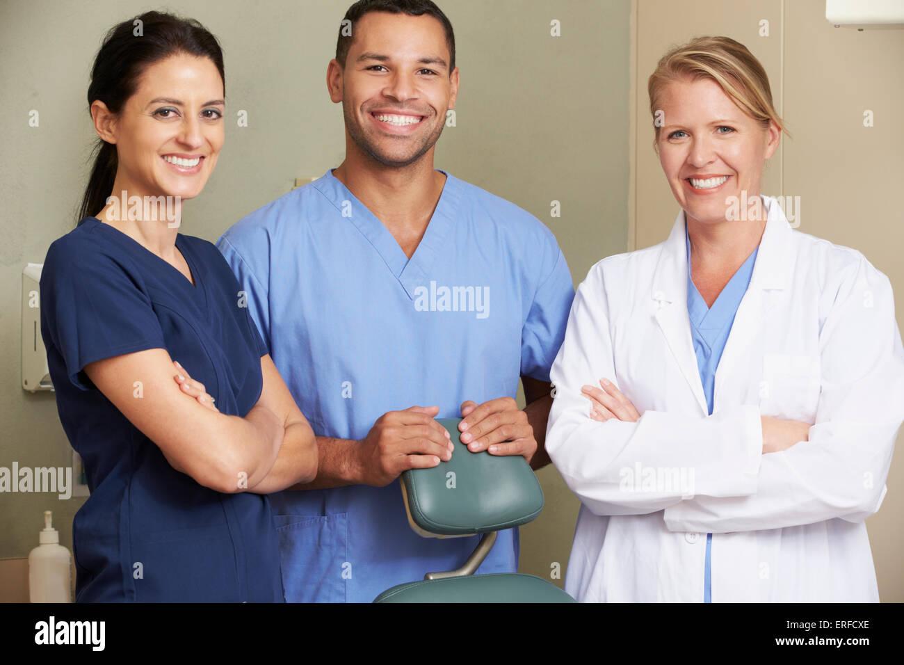 dental nursing