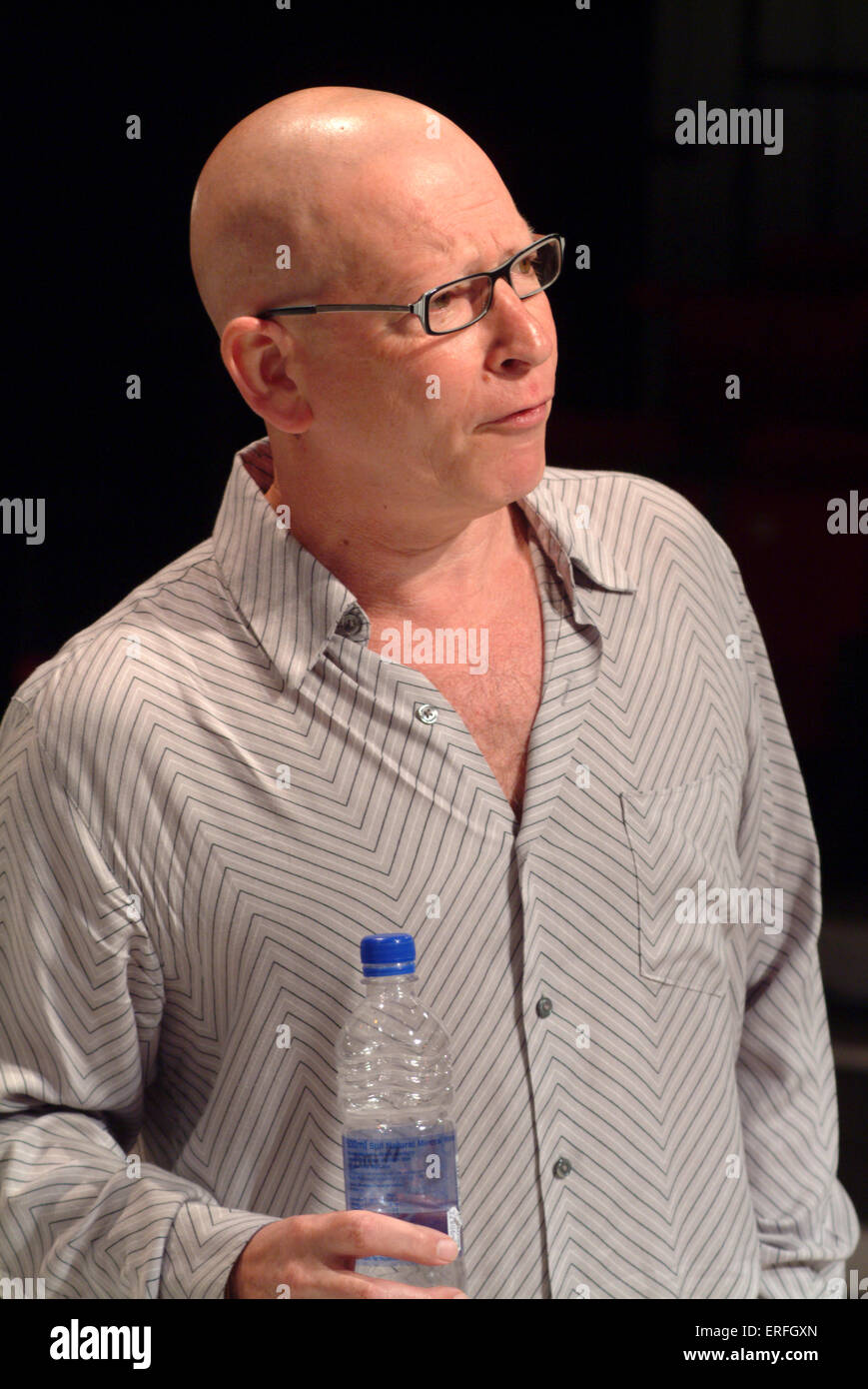 Six Pictures of Lee Miller - director Anthony van Laast on stage of