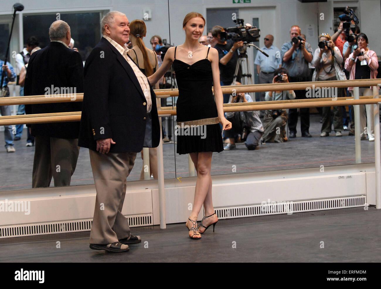 Mironyuk Svetlana: biography and career