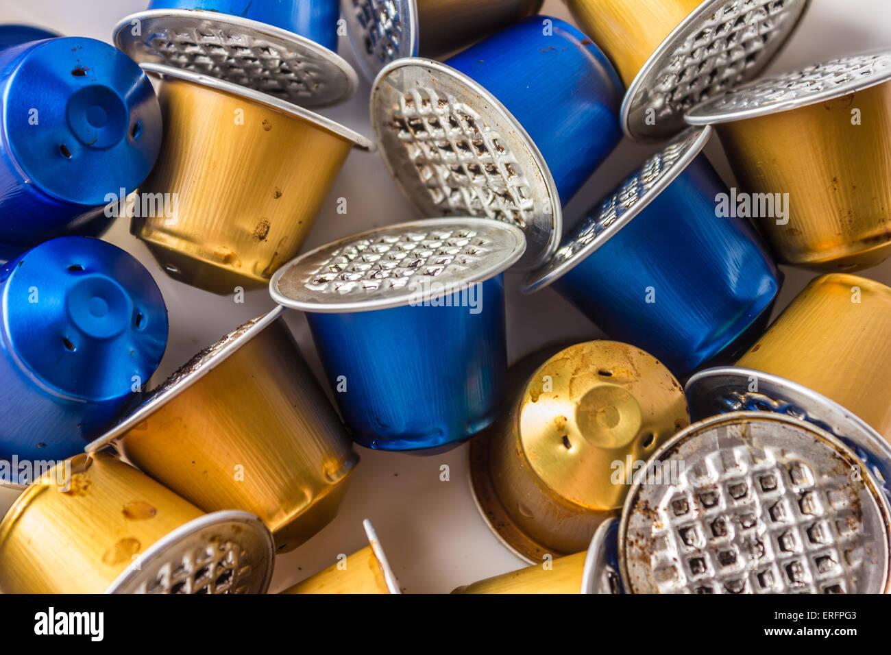 aluminium capsules nespresso danger. Black Bedroom Furniture Sets. Home Design Ideas