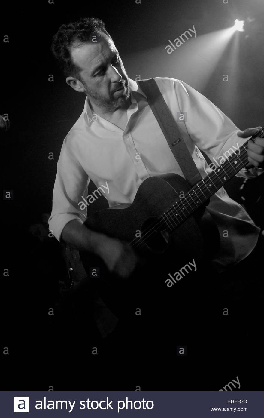 Andy Lovegrove - of Breaks Co-Op performing in Bristol, August 2006. - Stock Image