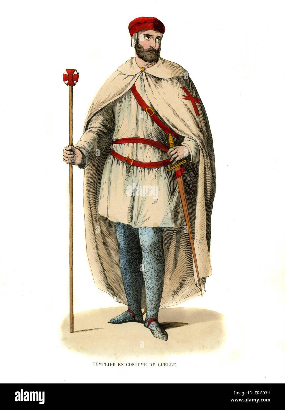 Templar Knight Stock Photos & Templar Knight Stock Images