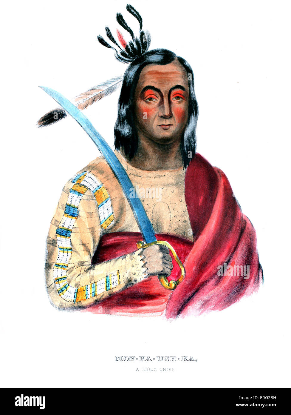 Sioux Tribe Stock Photos Amp Sioux Tribe Stock Images Alamy