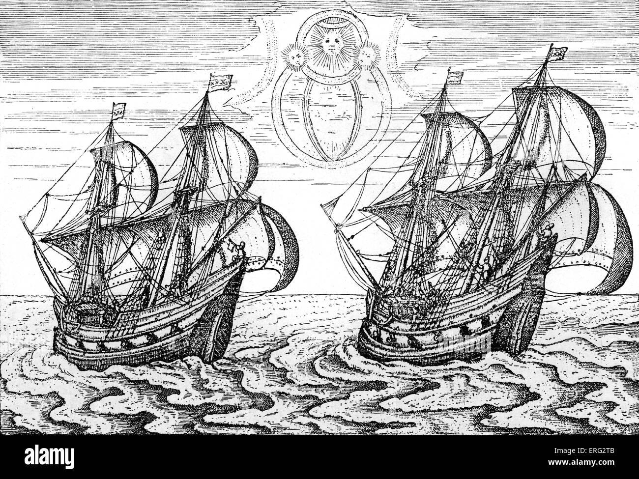 Three Voyages