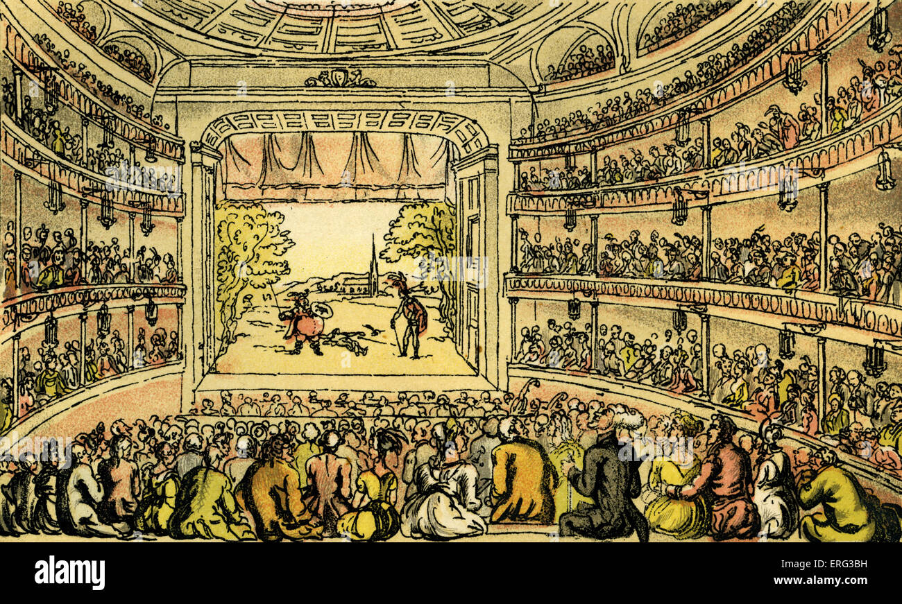 Play Theatre Garden Stock Photos & Play Theatre Garden Stock Images ...