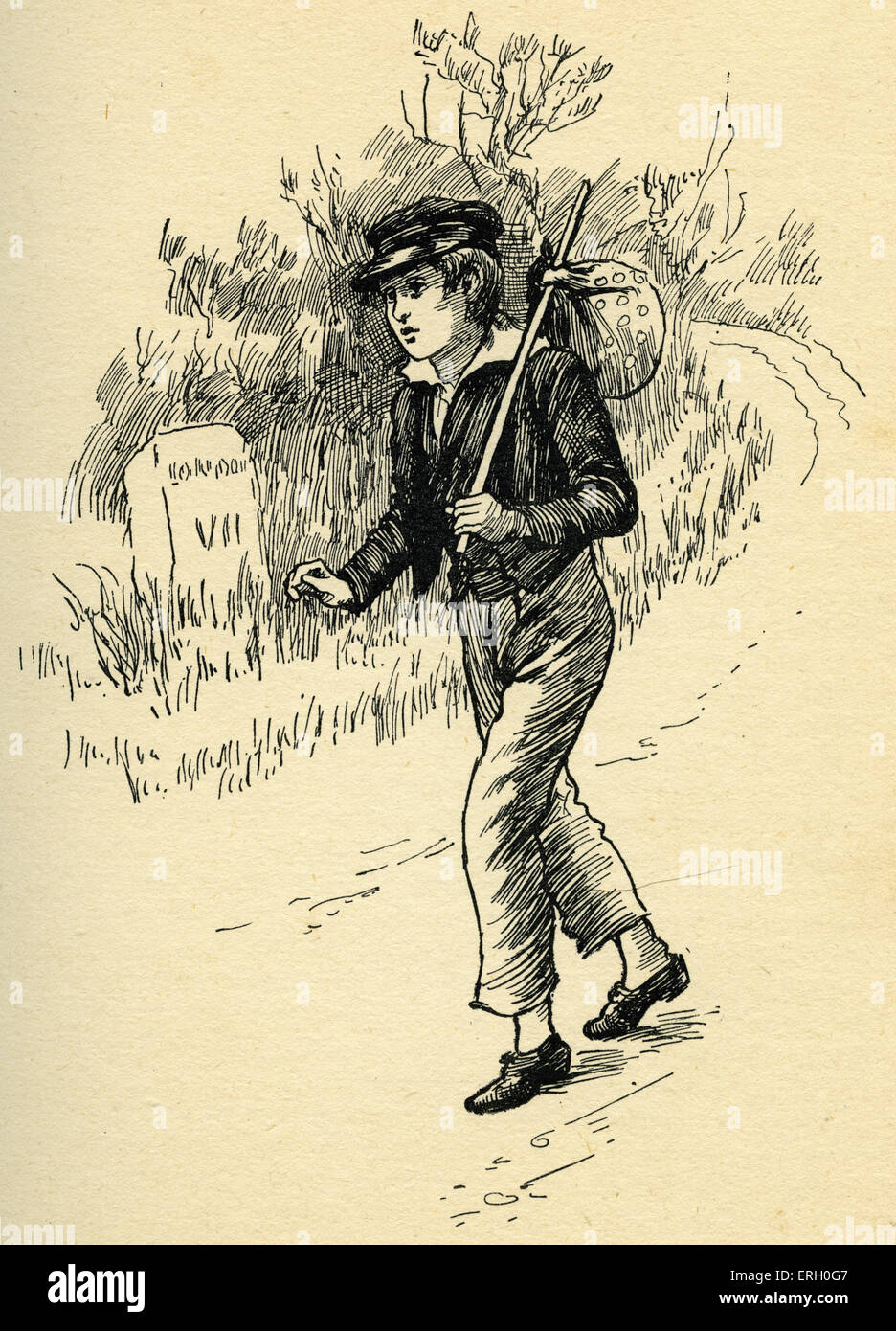 a review of the novel oliver twist by charles dickens Oliver twist, charles dickens' second novel (1839), subtitled 'the parish boy's  progress'  summary, its plot, its setting, its themes, and its characters the third.