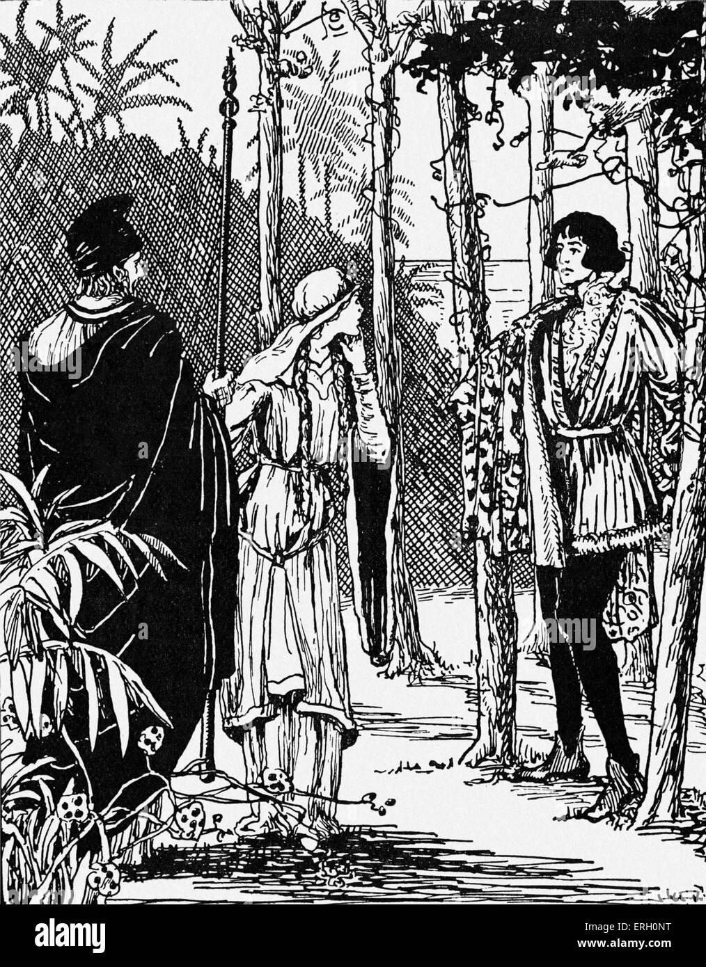 dating Shakespeare sauvat