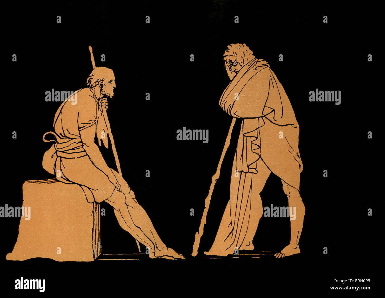 the journey of odysseus and telemachos in homers the odyssey In the odyssey, homer created a parallel for readers, between odysseus and telemachos, father and son telemachos was supposedly learning the role of his father, the king of ithaca, to follow in the footsteps.