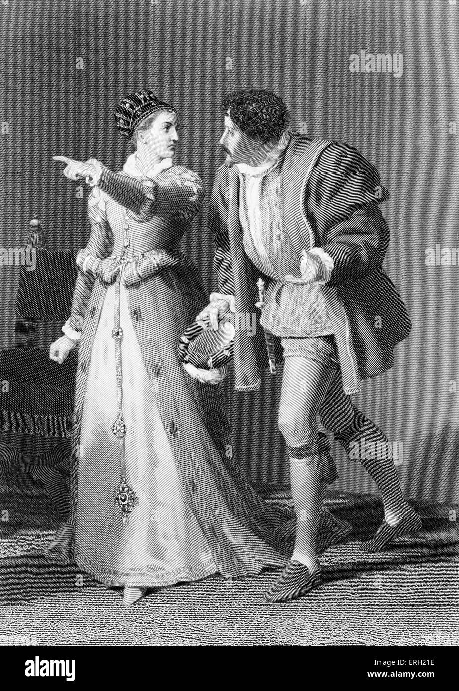 how william shakespeare makes act 1 William shakespeare buy share  scene 1 act i: scene 2 act i: scene 3  a c bradley saw shakespearean tragedy characterized by the tragic flaw, the.
