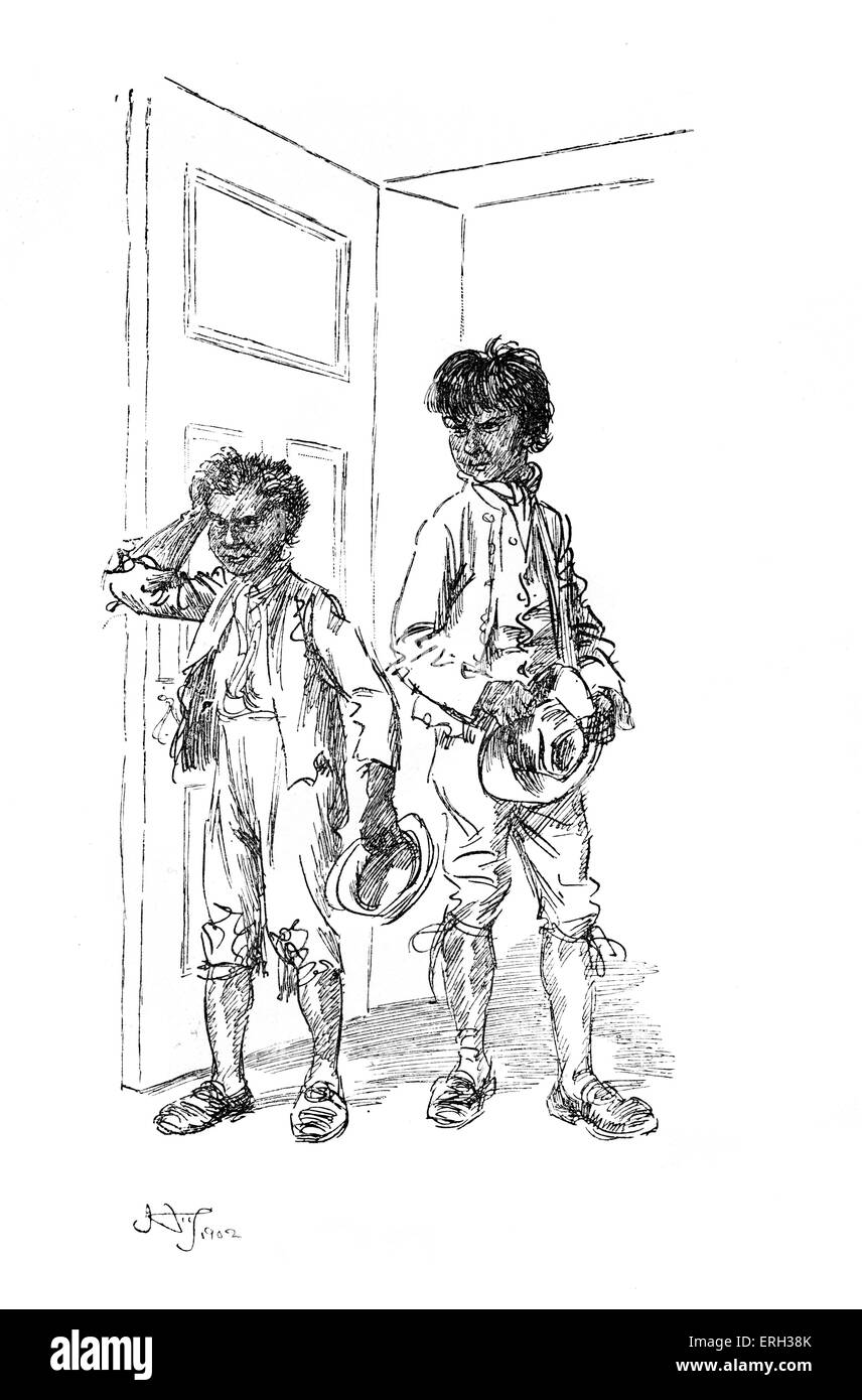 'Tales from Maria Edgeworth', collected moral tales by the Anglo-Irish novelist (1 January 1767 – 22 May - Stock Image