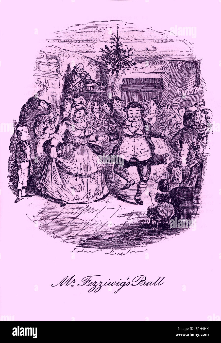 A Christmas Carol (1843) by Charles Dickens, 7 February 1812 – 9 June Stock Photo: 83355375 - Alamy