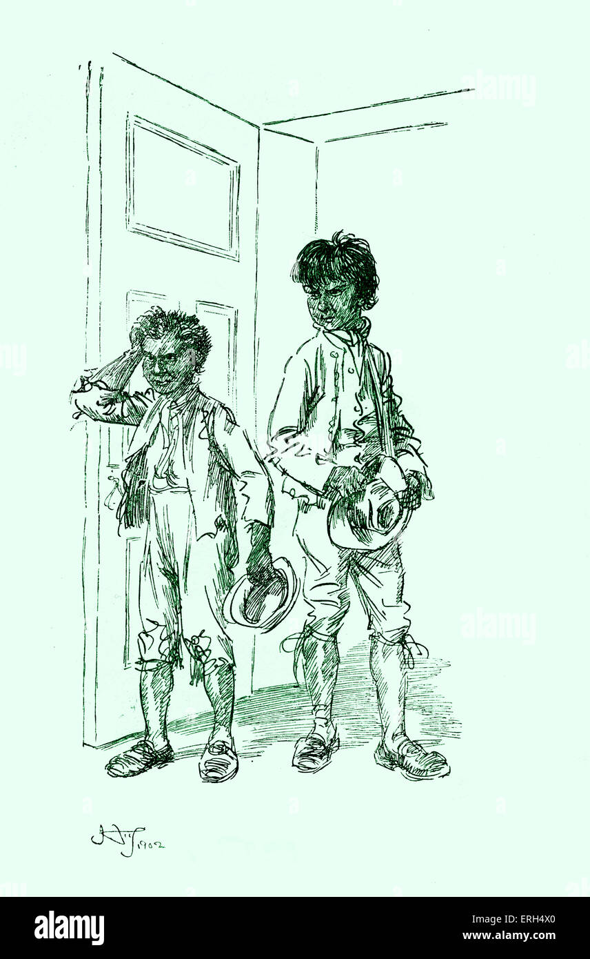 Tales from Maria Edgeworth', collected moral tales by the Anglo-Irish novelist (1 January 1767 – 22 May 1849), - Stock Image