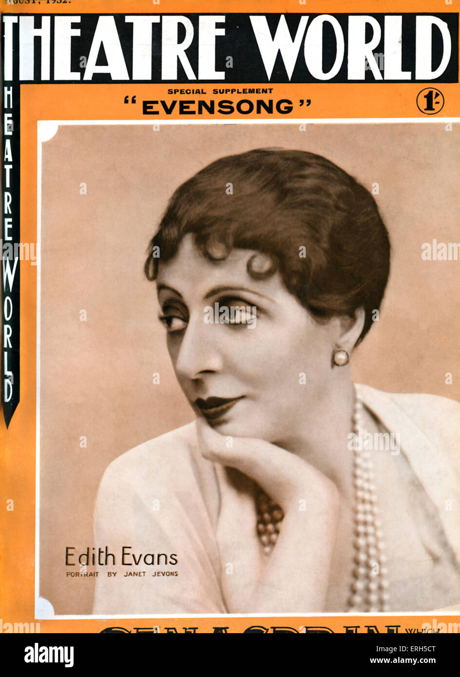 Watch Edith Evans ?stage and film roles video
