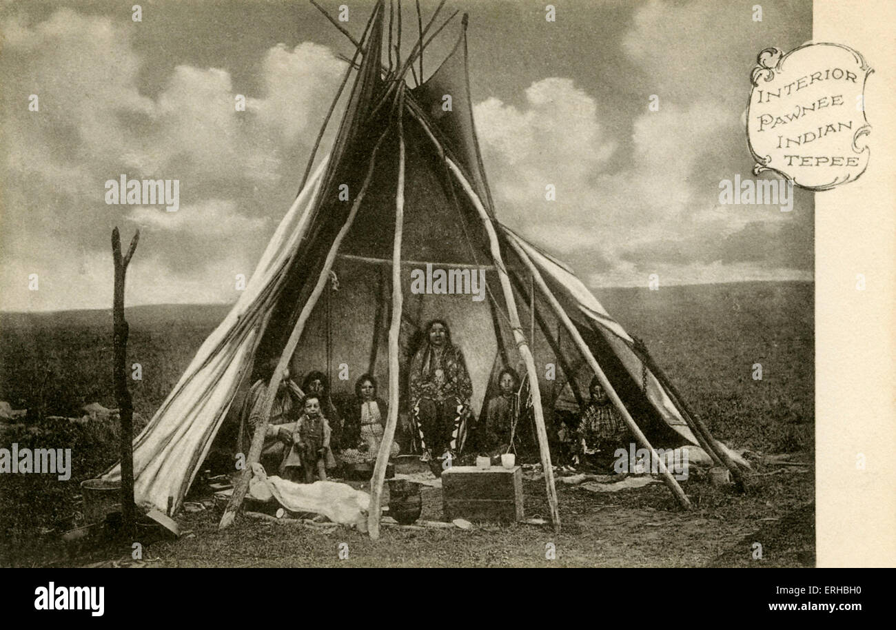 Pleasant Pawnee Tipi Or Tepee The Pawnee Nation Are Native To Download Free Architecture Designs Embacsunscenecom
