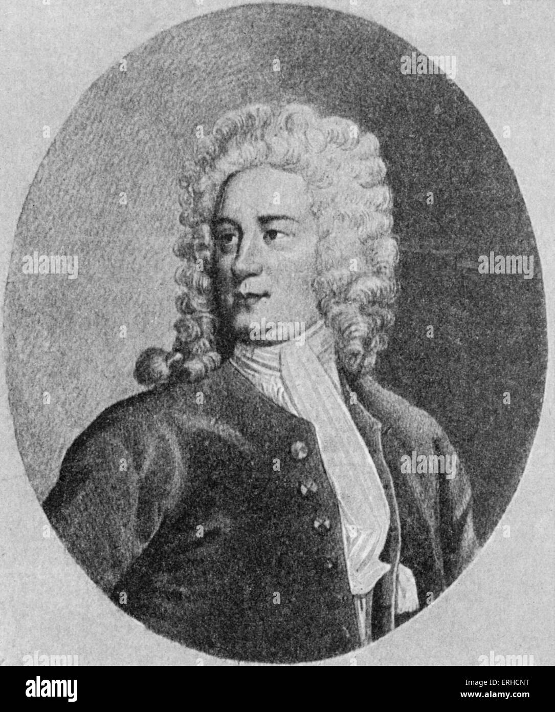 Thomas Tickell sir godfrey
