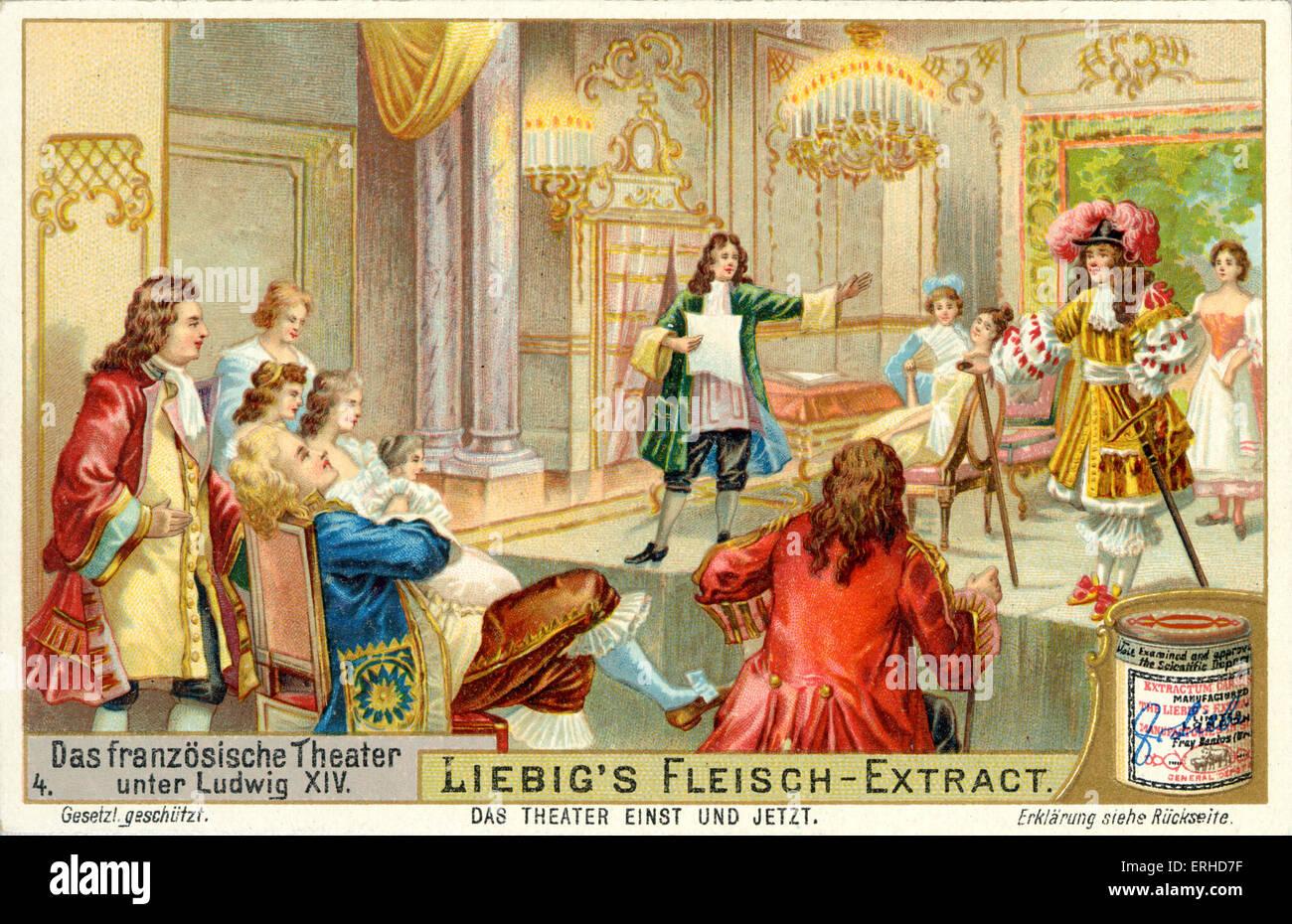 Molière: Théâtre Molière Stock Photos & Théâtre Molière Stock