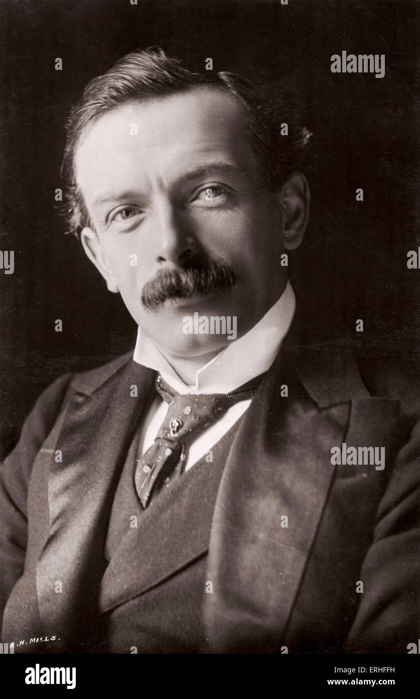 Lloyd George - portrait - British Prime Minister (December 1916 - October 1922) - 17 January 1863 - 26 March 1945 - Stock Image