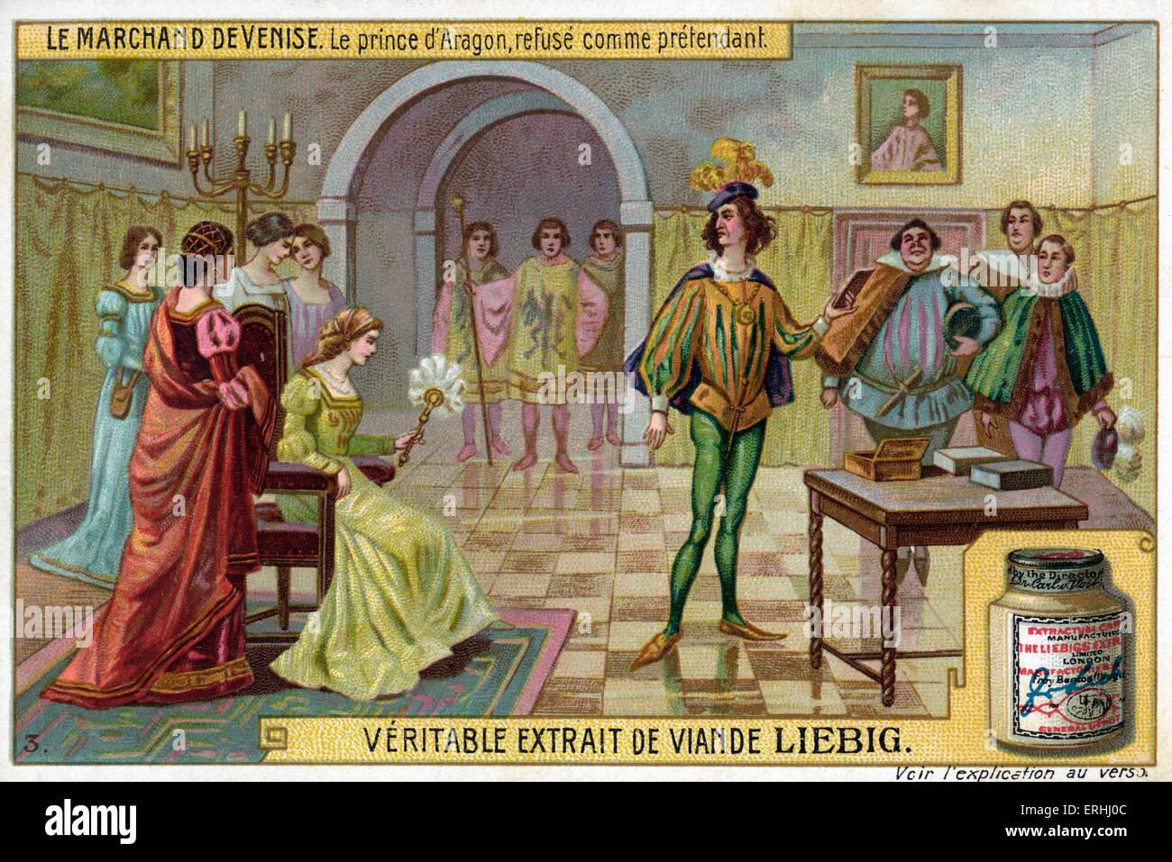 merchant of venice written by shakespeare