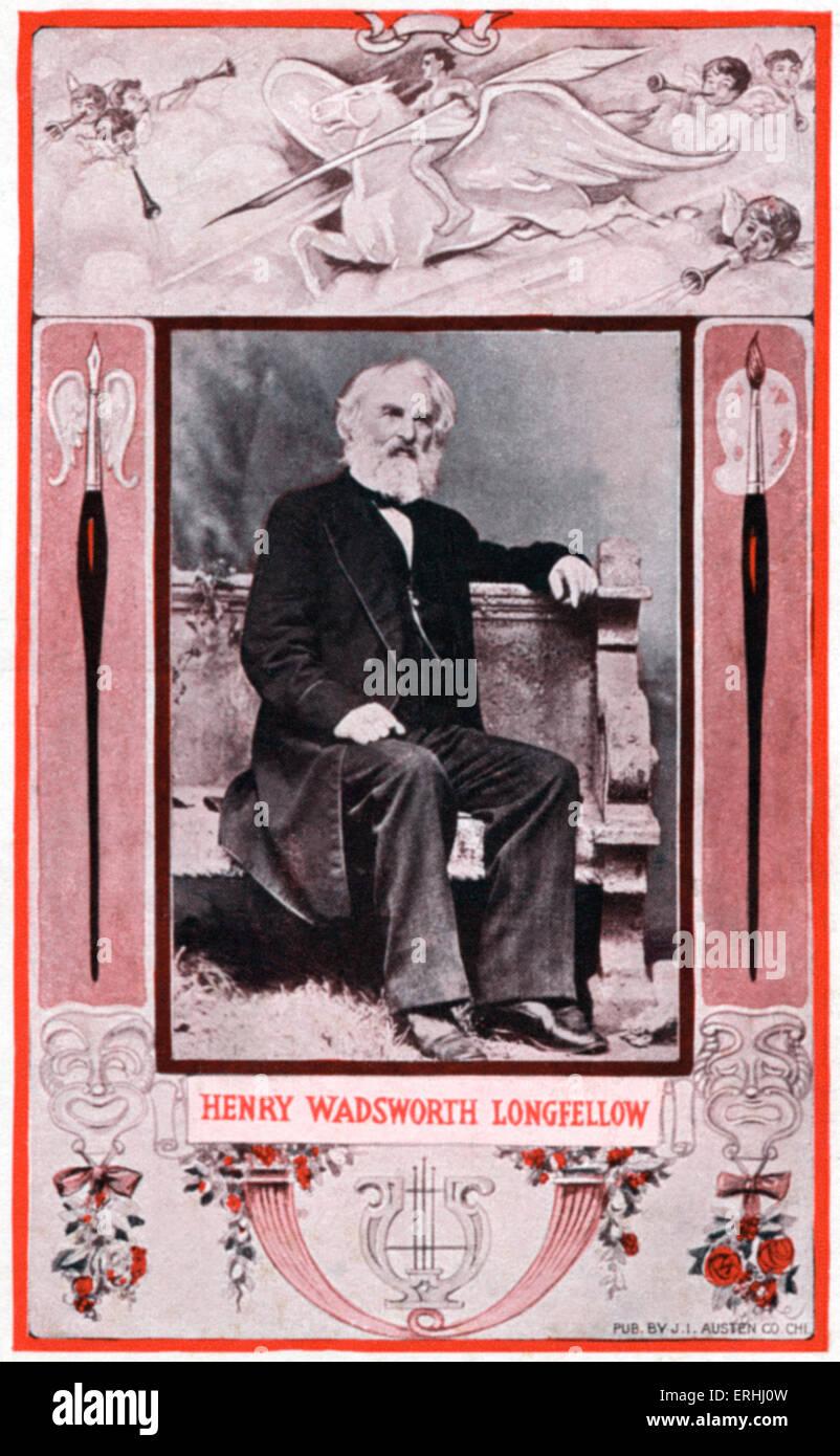 henry wadsworth longfellows leben als erwachsener