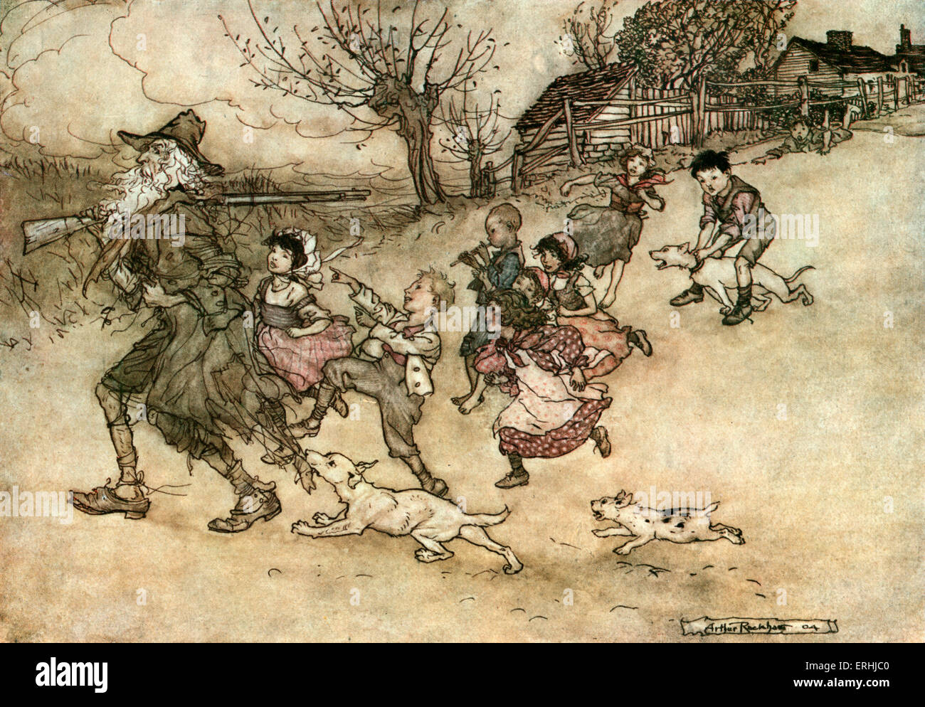"""an american mythology in the short story rip van winkle by washington irving """"rip van winkle"""" first appeared in washington irving's collection of stories, the sketch book of geoffrey crayon, gent, published in 1819 the text and illustrations used in this ebook are from the revised edition of."""