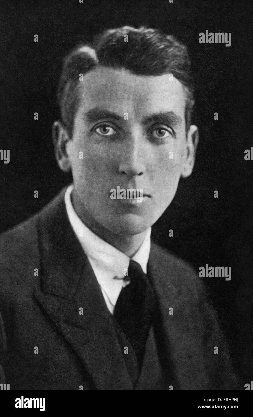 CK Munro - English playwright: 1899- ? - Stock Image