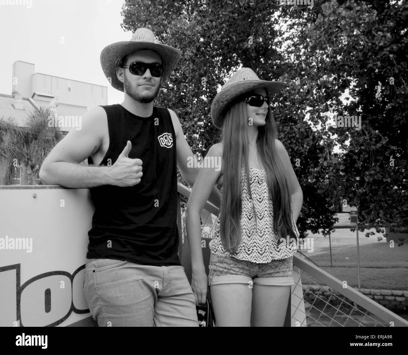 Country Music Festival - Tamworth Australia - Stock Image