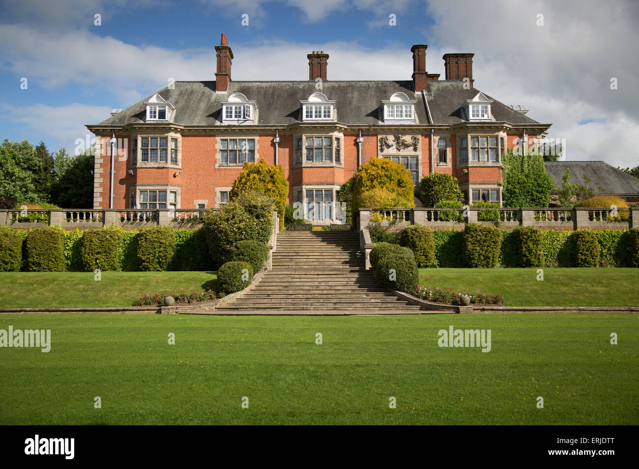 Dunchurch Park Hotel, nr Rugby, Warwickshire - Stock Image