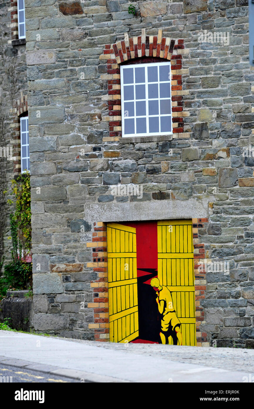 Ordinaire Restored Exterior Of Thomas Swan And Company Corn Mills In Buncrana, County  Donegal, Ireland