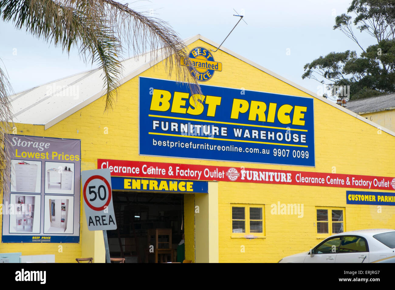 Australian furniture store in brookvale sydney selling chairstables and other household items