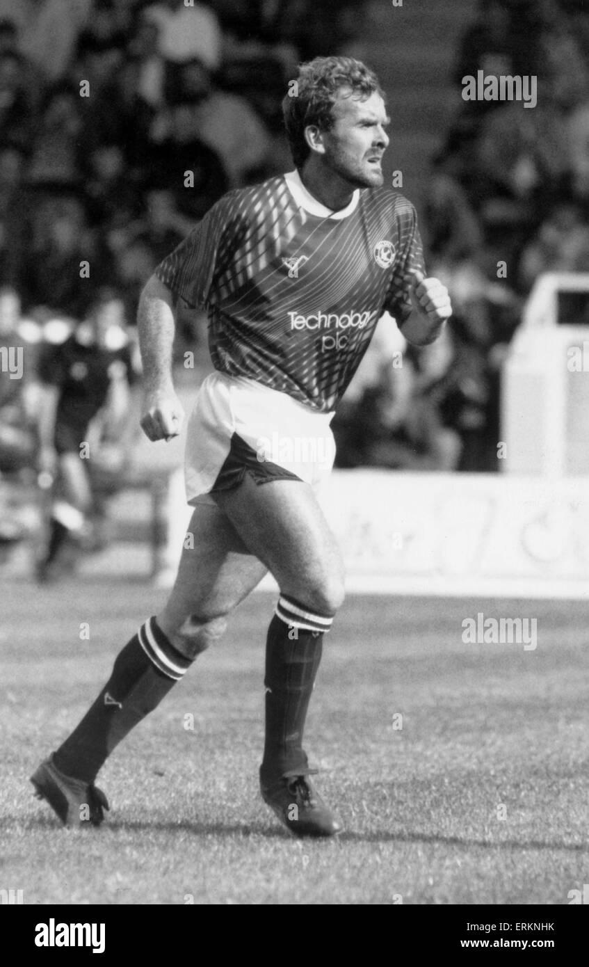 Tony Grealish. September 1990. - Stock Image