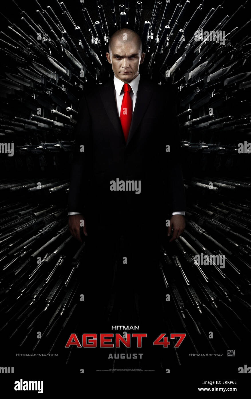 Agent Movie Poster High Resolution Stock Photography And Images