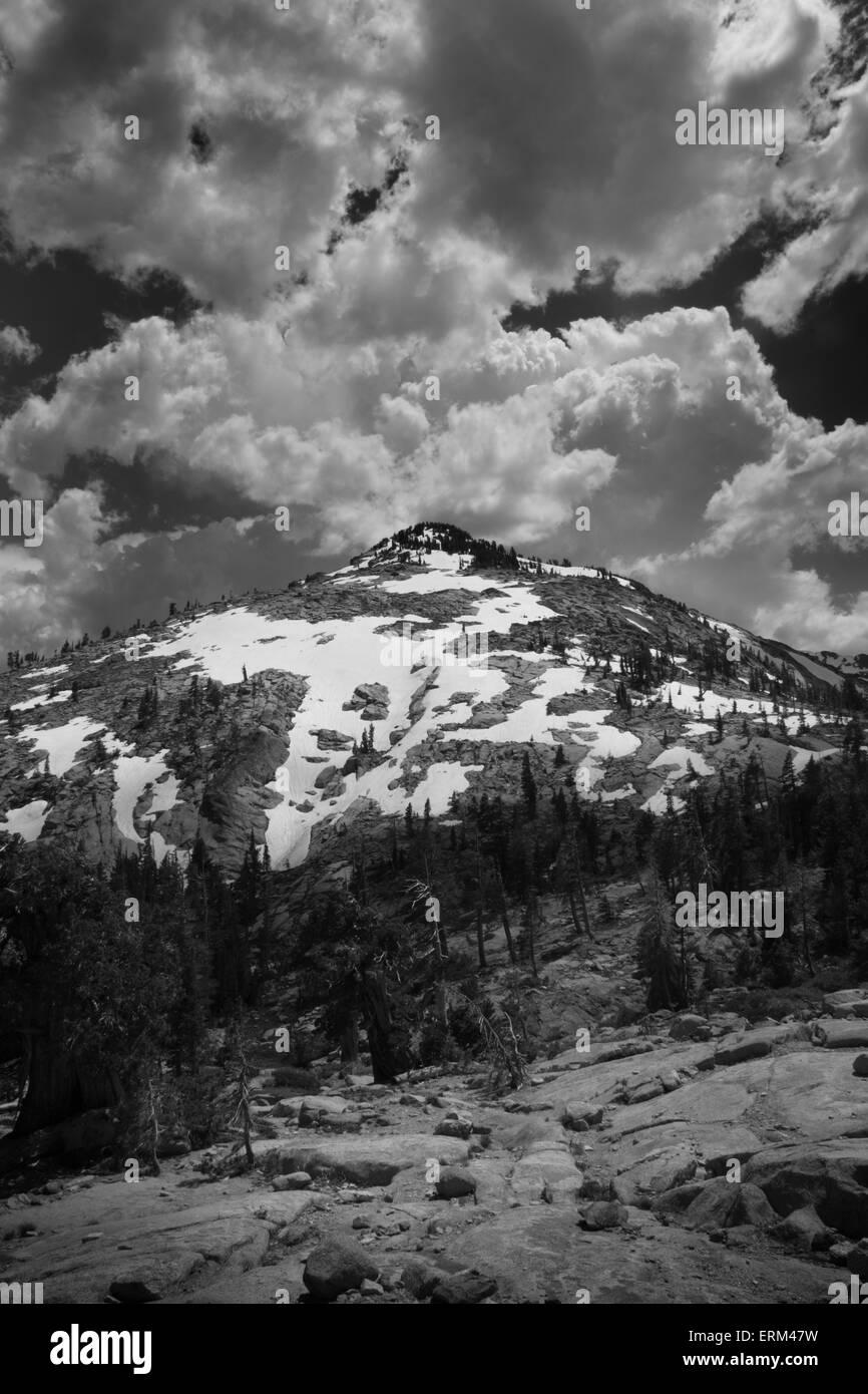 Desolation Wilderness,  California - Stock Image