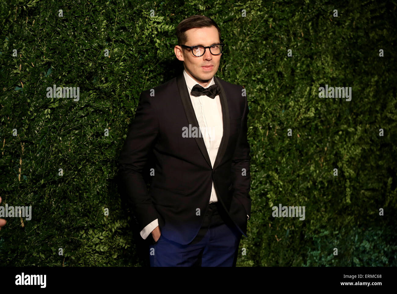 60th London Evening Standard Theatre Awards 2014 held at the London Palladium  Featuring: Erdem Moralıoglu Where: - Stock Image
