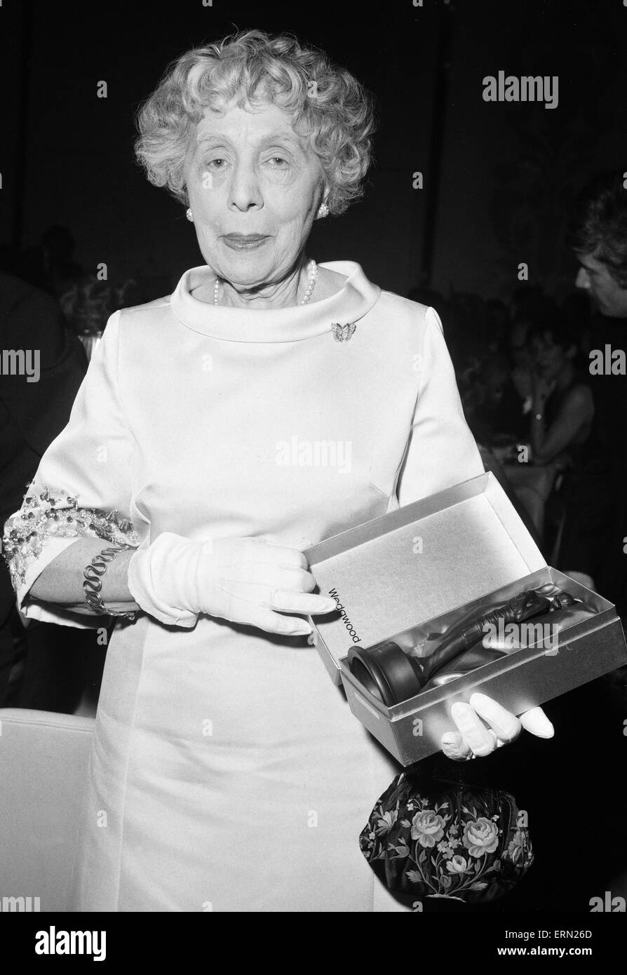 picture Edith Evans ?stage and film roles