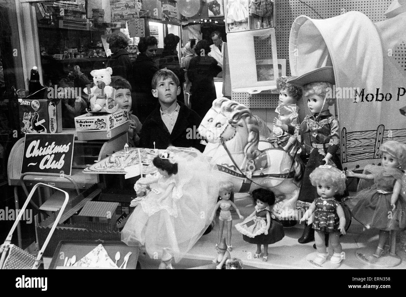 Children Toys 1960s Stock Photos Children Toys 1960s Stock Images