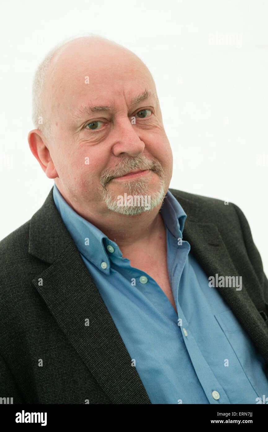 Iain Finlayson, Scottish writer and journalist. He has written biographies of James Boswell and Robert Browning, - Stock Image