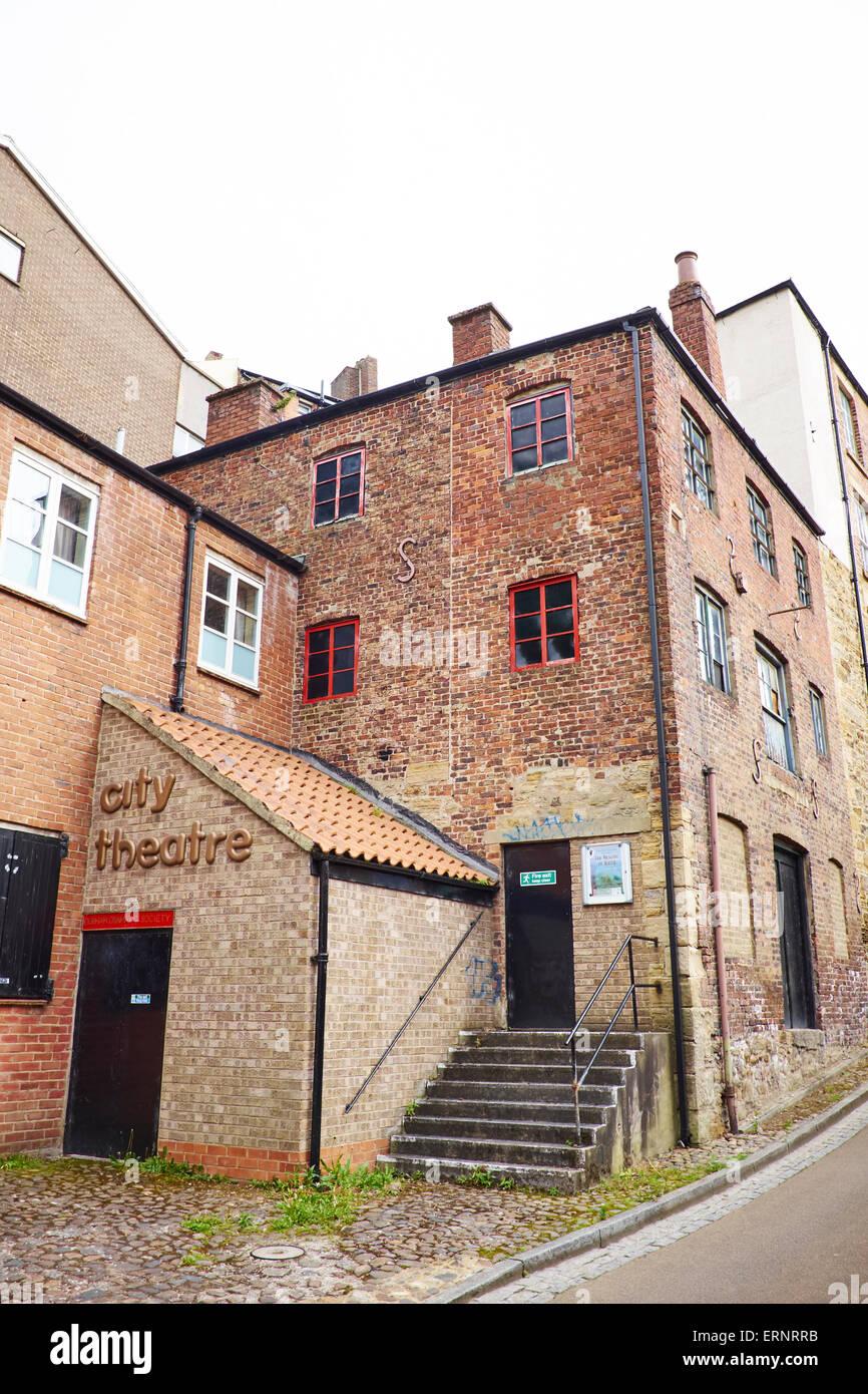 City Theatre Fowlers Yard Durham Uk Stock Photo 83458239 Alamy