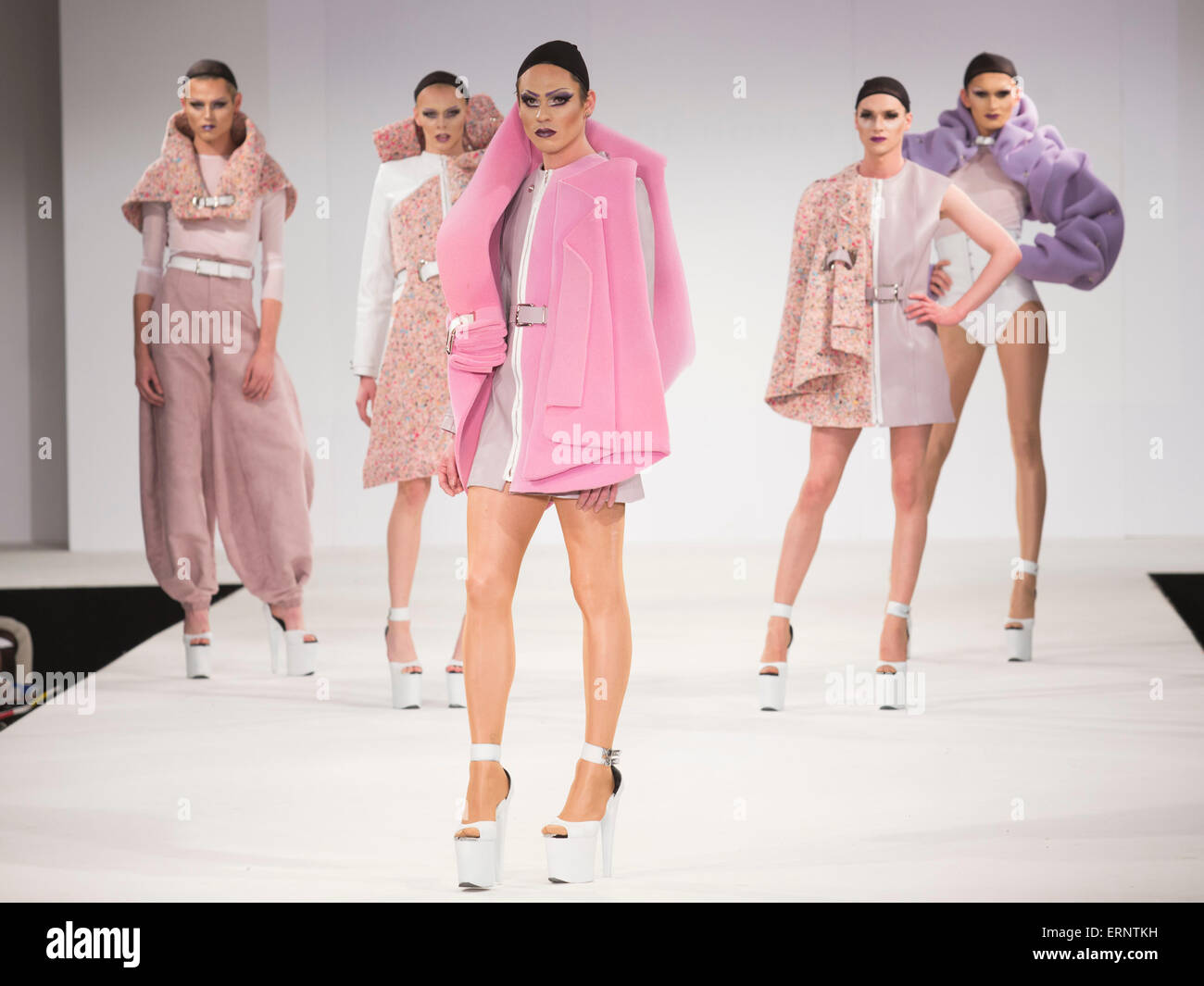 Graduate Fashion Week 2018 96