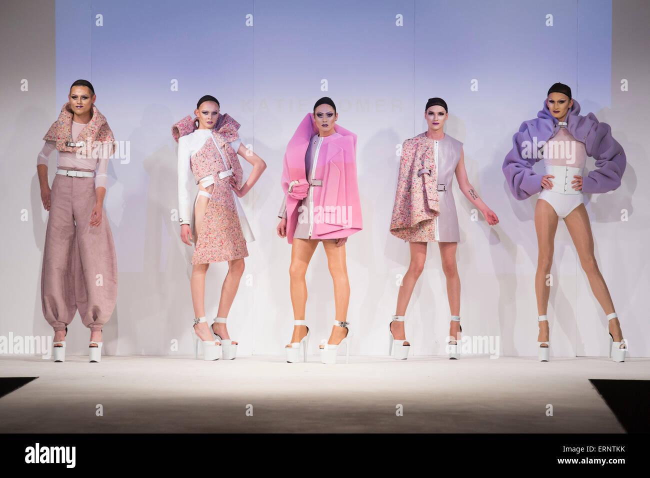 Graduate Fashion Week 2018 64