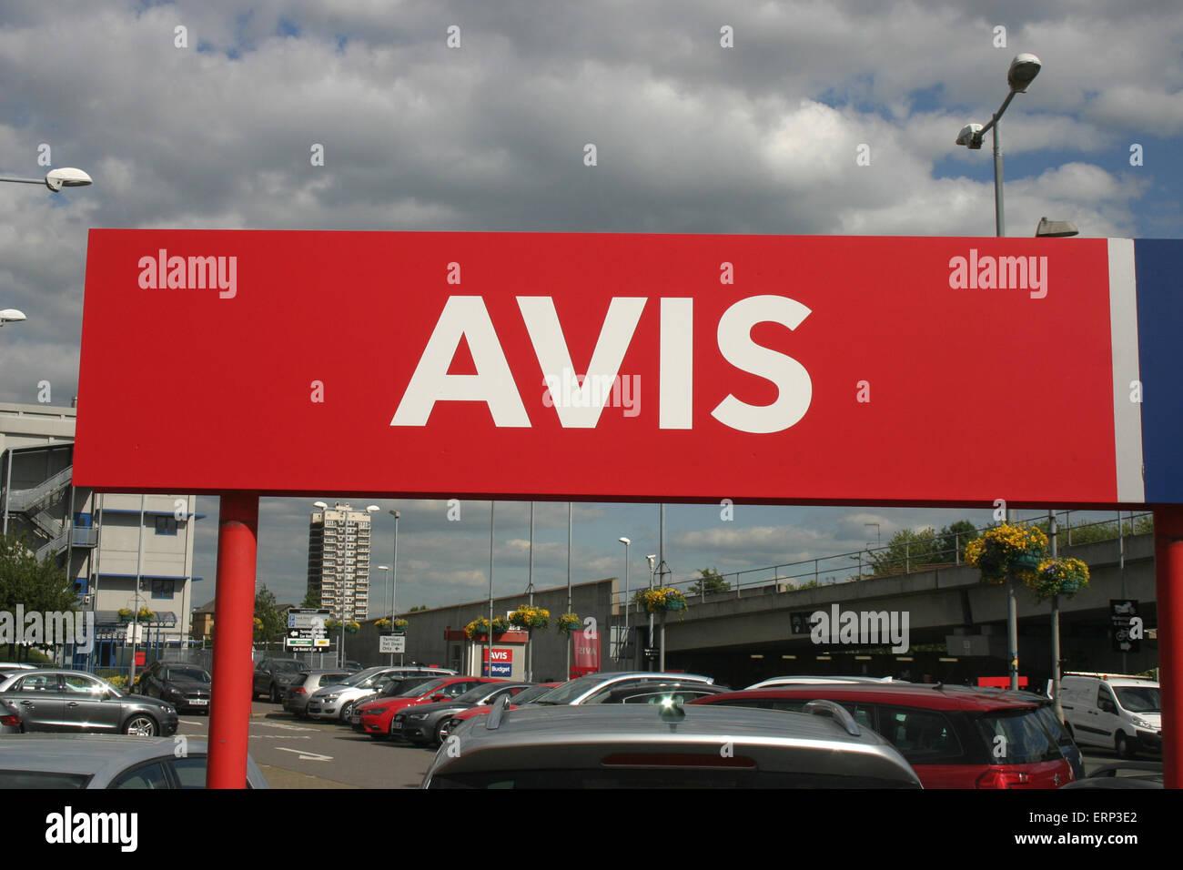 Avis Car Rental York Uk