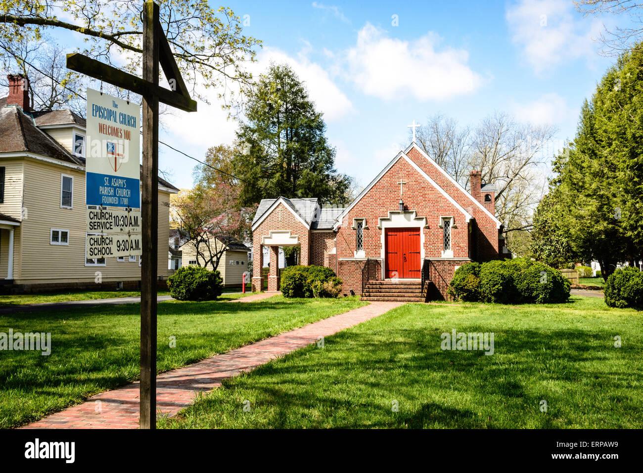 St Asaphs Episcopal Church 130 South Main Street Bowling Green