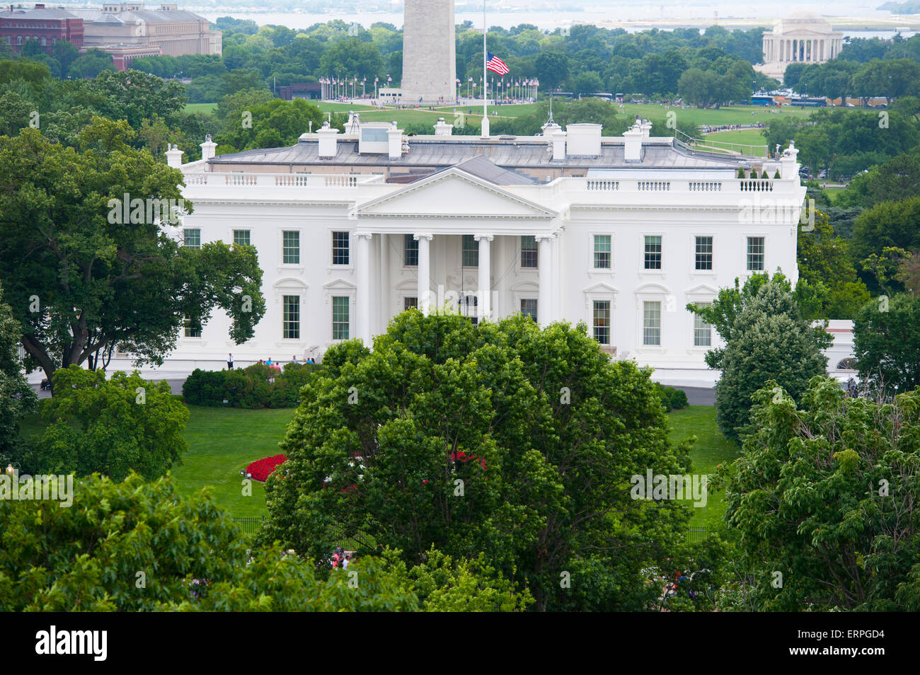 Terrific Usa Washington Dc The White House Home Of The American Download Free Architecture Designs Scobabritishbridgeorg