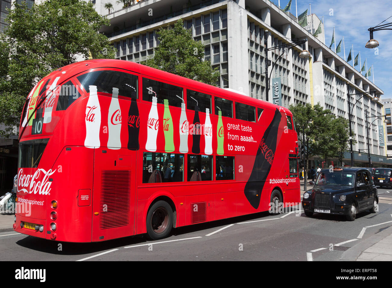 London Classic Red Bus Tour