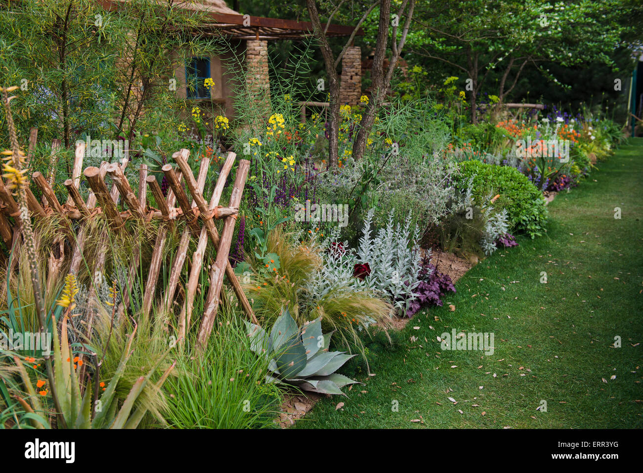 peoples choice best show garden stock photos & peoples choice best