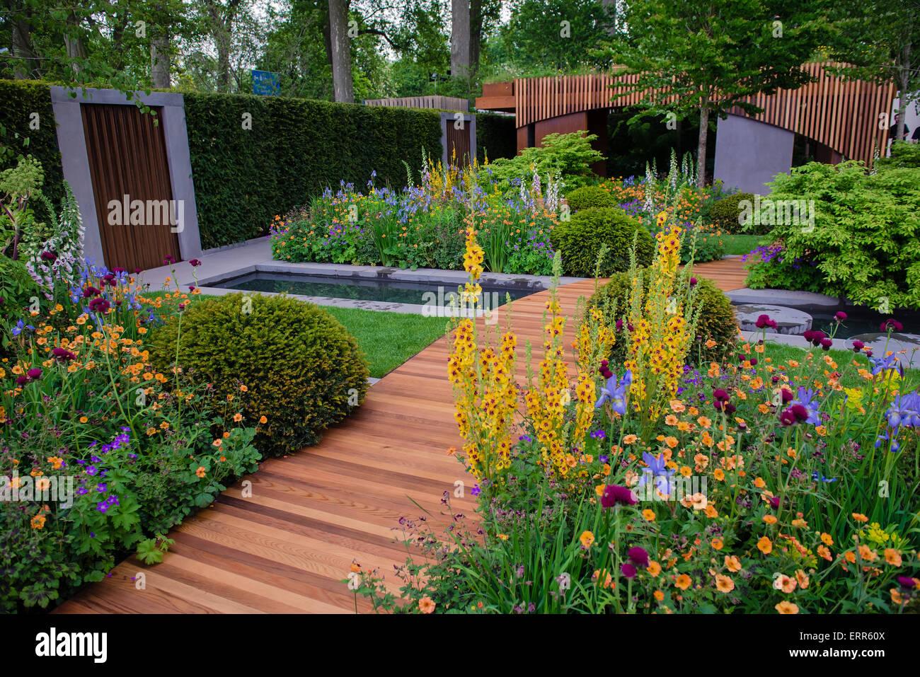 The Homebase Garden - Urban Retreat by Adam Frost, gold award