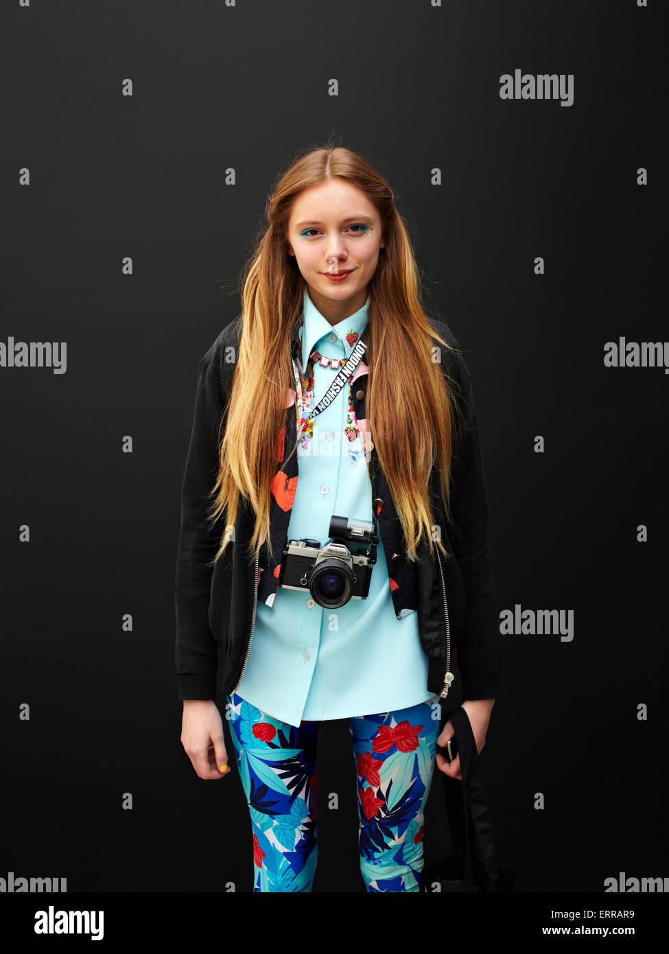 Street Style Fashion Week Stock Photos Street Style Fashion Week Stock Images Alamy