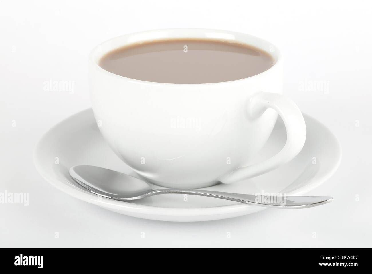 Cup of Coffee - Stock Image