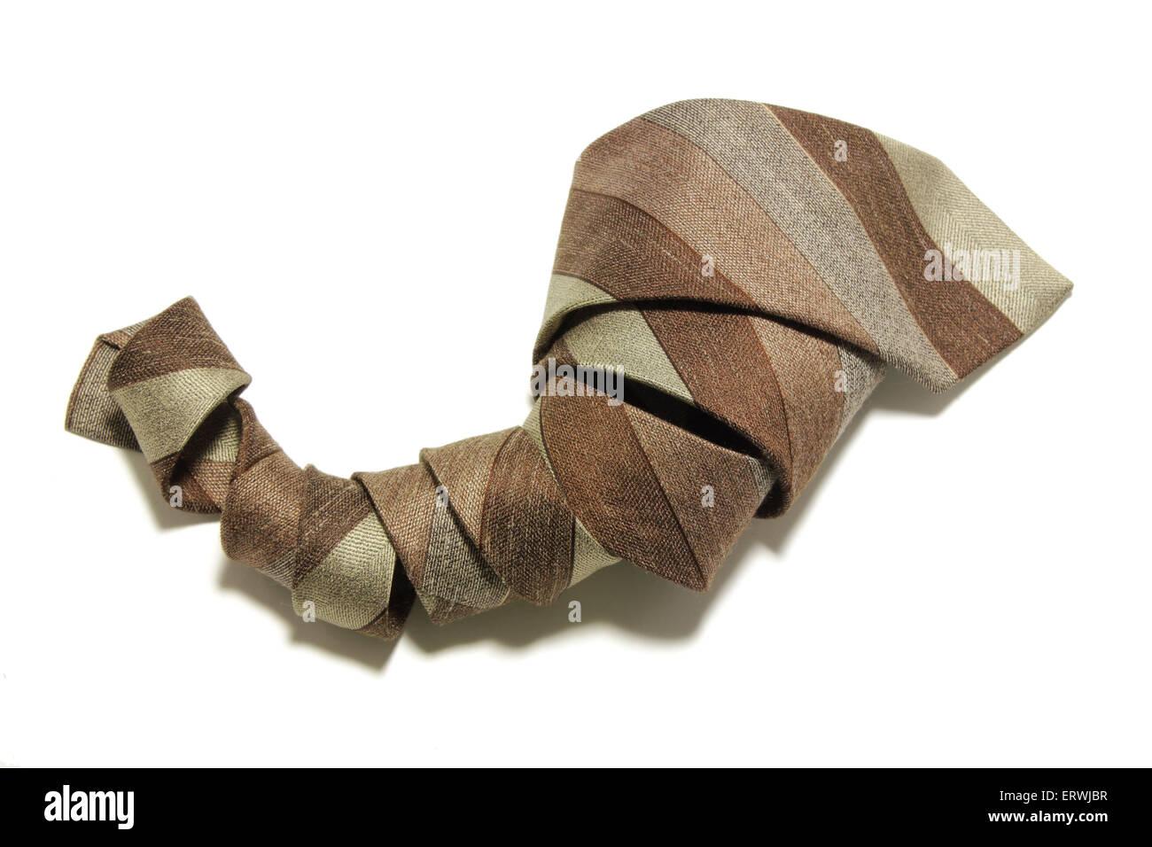 Necktie - Stock Image