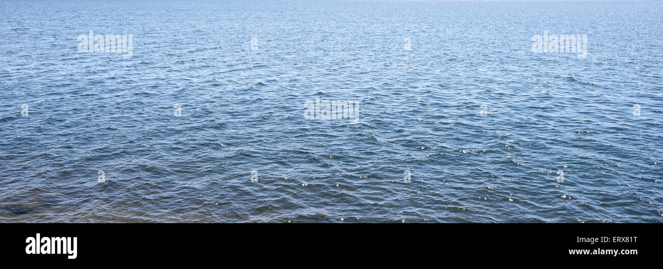 ripple water background - Stock Image