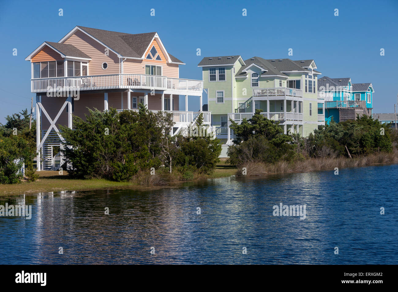 Surprising Avon Outer Banks North Carolina Vacation Homes By Download Free Architecture Designs Sospemadebymaigaardcom